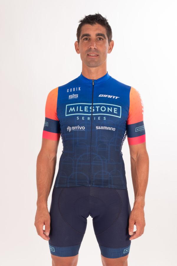 Milestone Series maillot hombre
