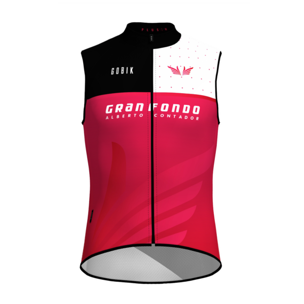 Chaleco Gran Fondo Alberto Contador 2019