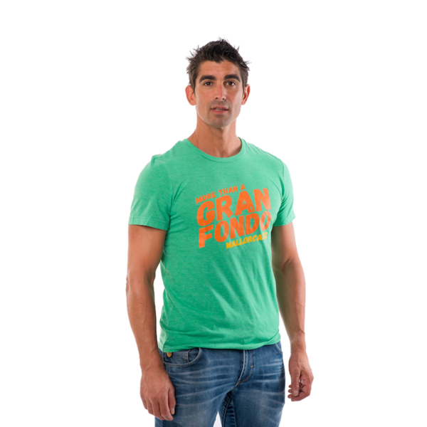 camiseta gran fondo hombre