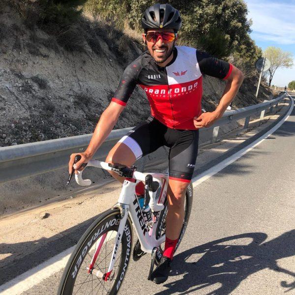 maillot GF Alberto Contador