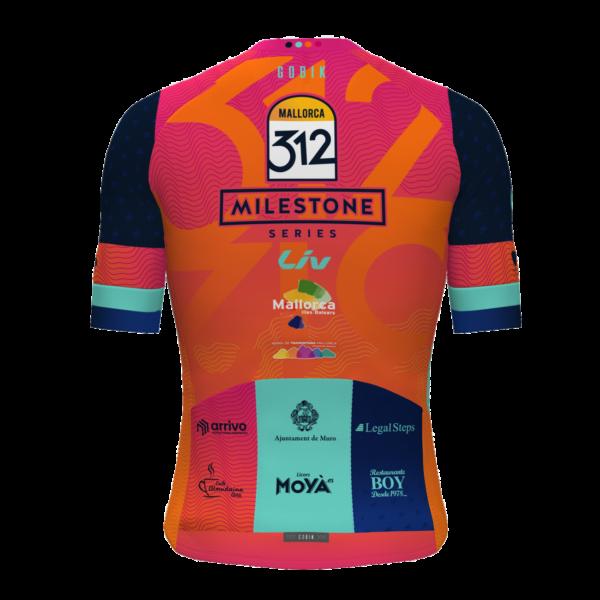 maillot mujer Mallorca 312 back