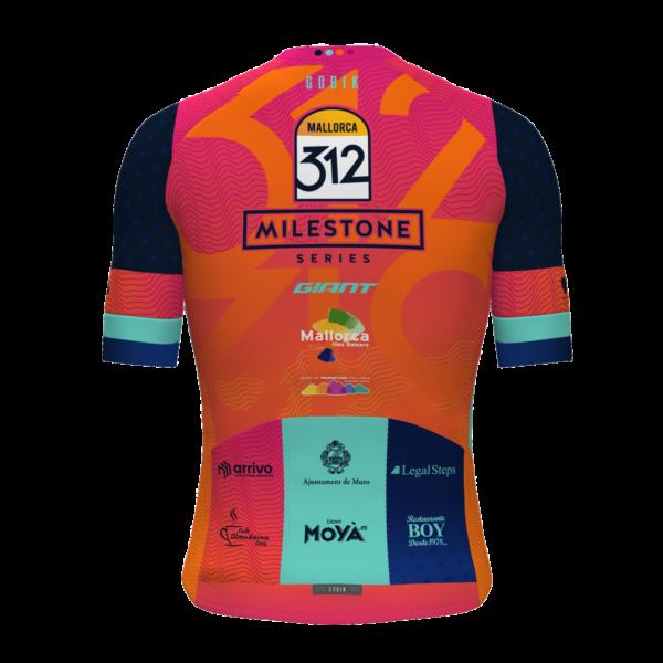 maillot Mallorca 312 back