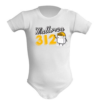 body bebé Mallorca 312